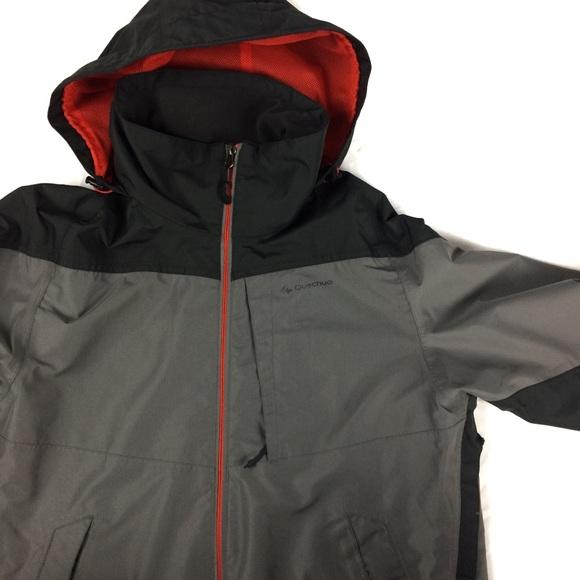 lace up in classcic shop for QUECHUA Men's Decathlon Jacket S